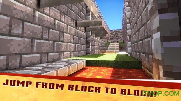 熔岩跑酷模拟器 v1.0 安卓版 1