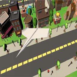 城市纸飞机v1.0 安卓版