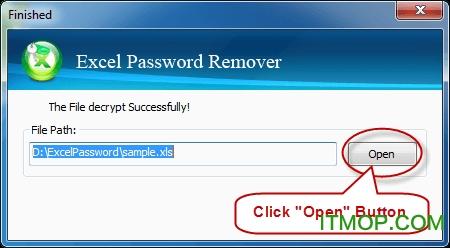 Excel密码删除器下载