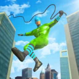 飞行绳索英雄手机版