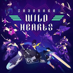 再见狂野之心游戏(Sayonara Wild Hearts)