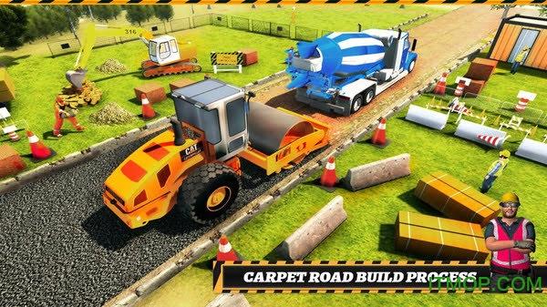 道路建设模拟 v1.0 安卓版 1