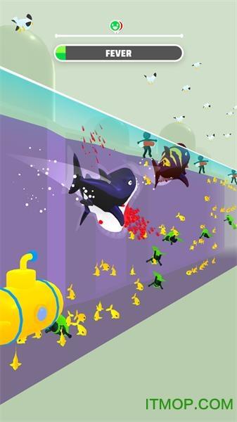 美味鲨鱼竞赛游戏下载