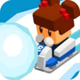 冰冻卡丁车滚雪球皮肤解锁版