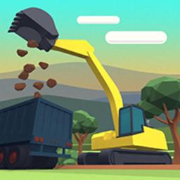 城市建设挖掘机模拟游戏