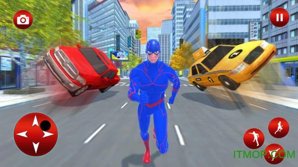 超级机器人闪电侠手机版 v1.0.5 安卓版 1