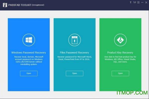 PassFab ToolKit免费版
