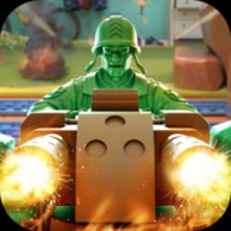 绿色玩具兵团手游