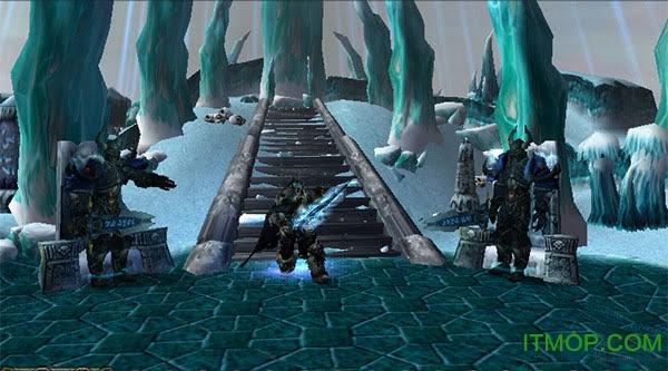 魔兽争霸3巫妖王的回归重制版魔兽地图 正式版 0