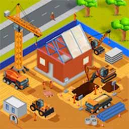 儿童建房子游戏