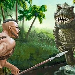 侏罗纪孤岛求生破解版中文版