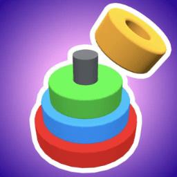 彩色�A圈3D