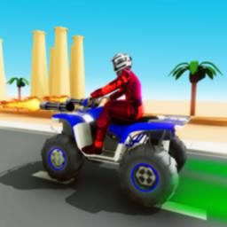 超级赛车手射击战官方版v1.0 安卓版