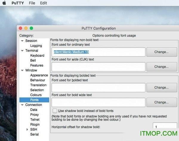 Putty�K端仿真器 for Mac v8.7.0 破解版 0