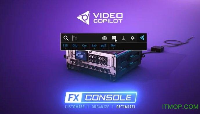 AK大神插件FXConsole特效管理控制工具 v1.0.4 官方免费版 0