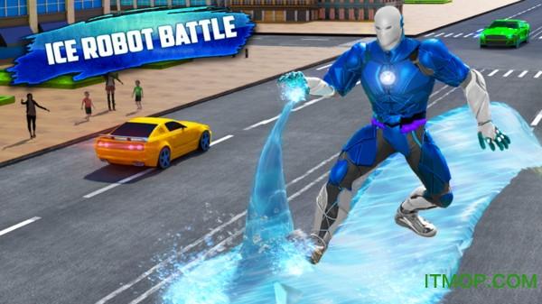 飞冰英雄机器人 v2 安卓版 0