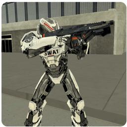 飞行机器人战斗模拟器app