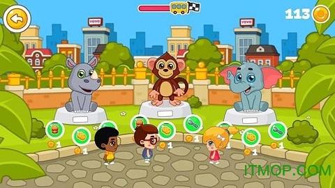 我的动物乐园游戏