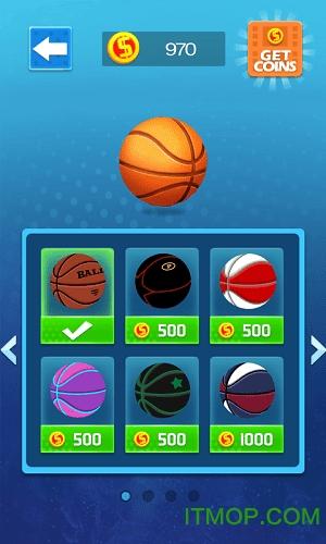 模拟街头篮球 v1.1.1 安卓版 0