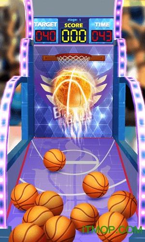 模拟街头篮球游戏下载