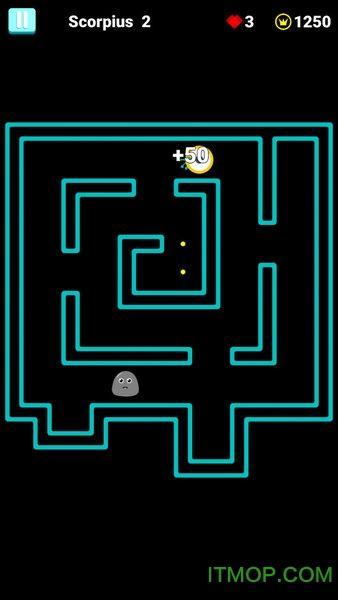 迷宫吃豆人手机版 v1.3 安卓版 2