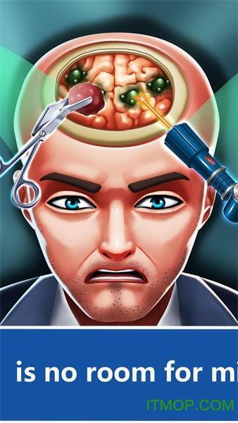 疯狂僵尸脑外科 v1.0 安卓版 0