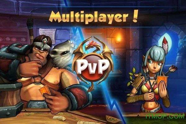 卡牌之王龙之战争(Card King Dragon Wars) v1.3.5 安卓版 0