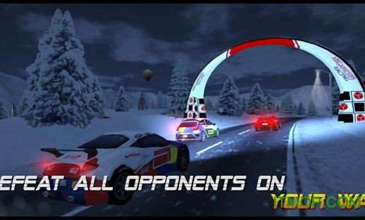 越野赛车模拟HD无限金钱齿轮版