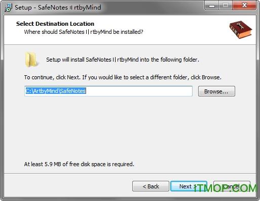 SafeNotes软件