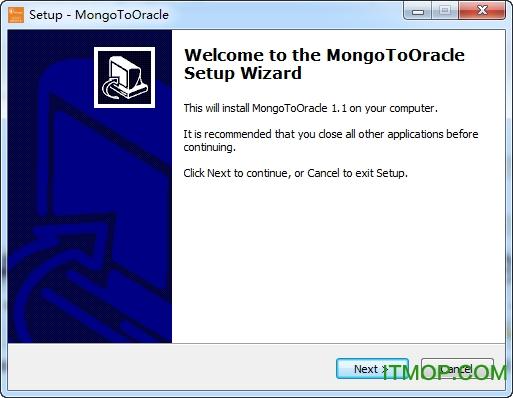 MongoToOracle(MongoDB导入Oracle工具) v1.1 官方版 0