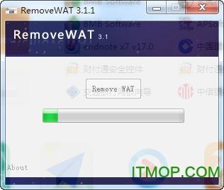 removewat激活工具