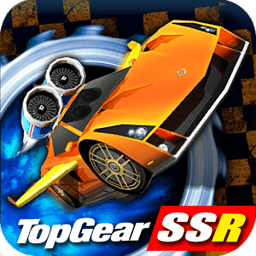汽�特技�W校(Top Gear SSR)