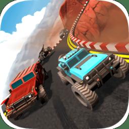 卡车联赛怪物种族无限金币版(Truck League Monster Race)