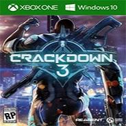 除暴战警3四项修改器(Crackdown 3)
