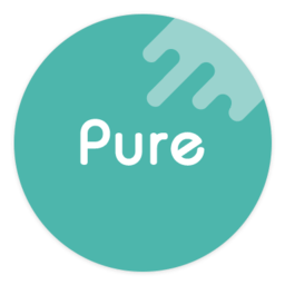 pure�p雨�D�税�(pure icon pack)