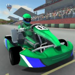 越野卡丁车赛3D游戏(Extreme Buggy Kart Race 3D)