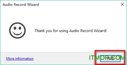 Audio Record Wizard破解版