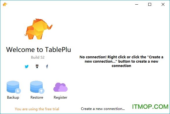 TablePlus(数据库编辑工具) v1.0.0.0 官方版 0