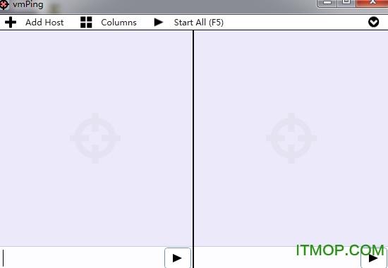 vmPing(多�_ping工具) v1.2.12 �G色版 0