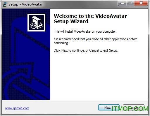GeoVid Video Avatar(视频转gif软件) v3.0.0.94 汉化版 0