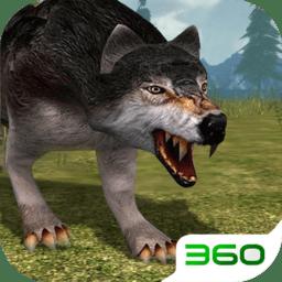 野狼模拟3D