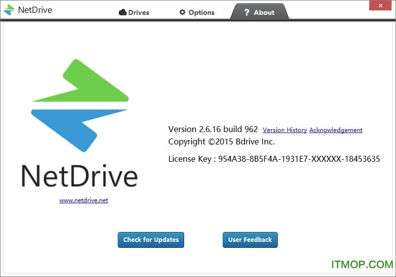NetDrive 2 破解版 v2.6.16 已注册版 0