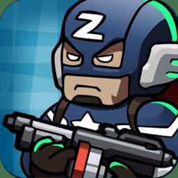 船长复仇者僵尸世界(Captain Zombie)