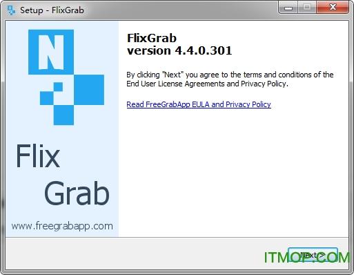 FlixGrab(NetFlix视频下载器) v4.4.0.301 龙8国际娱乐唯一官方网站 0