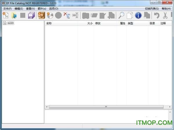 EF File Catalog(文件管理工具) v19.03 免费版 0