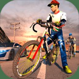 无畏BMX骑士极限赛车2019无限金币版
