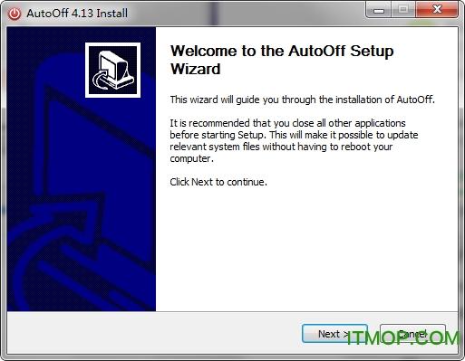AutoOff(定时关机软件) v4.13 龙8娱乐平台 0