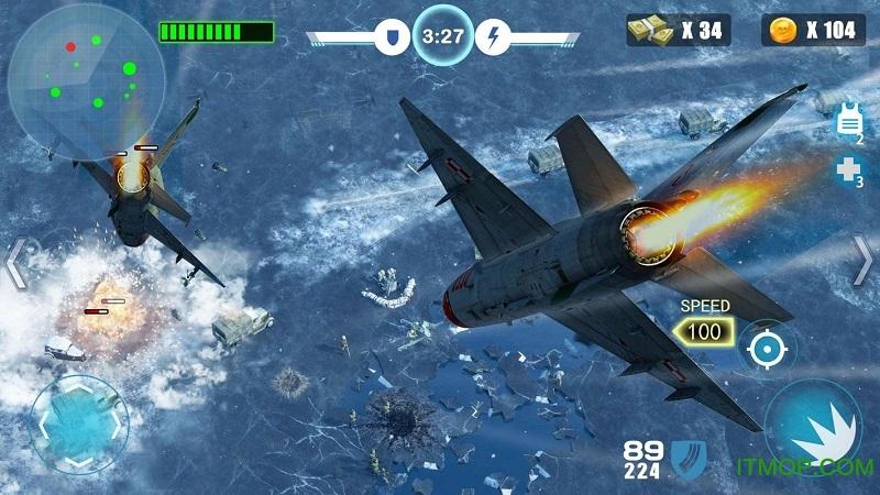 空中战争之雷霆射击(Air Fighter War) v1.1.2 安卓版 0