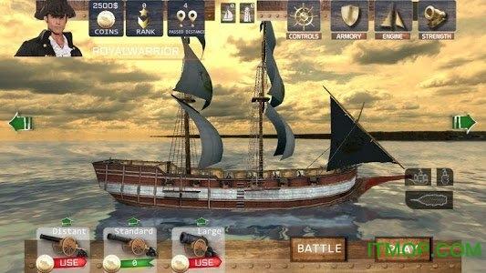 皇家战役军舰模拟器(Online Battles) v1.1.8 安卓版 0
