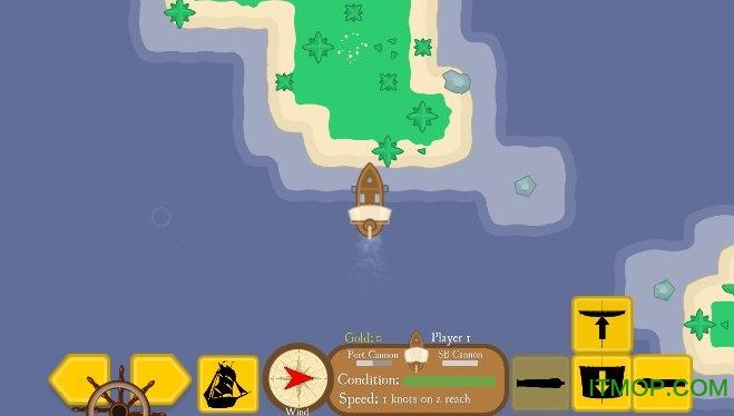 小小海盗猎人(Tiny Pirate Hunter) v1 安卓版 1